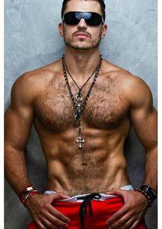 DAYUM!! dream man, hothairysexi men, hairi men, chain, anderson barbosa, hot guy, cosa privada, nice guy, etern hairi
