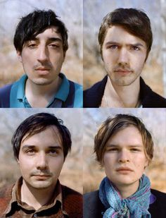 Grizzly Bear this band is very eclectic and I'm in love with their sound. Awesome music.