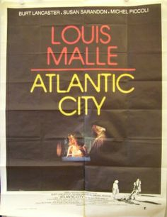 Atlantic City. 1981. D: Louis Malle To hear the show, tune in to http://thenextreel.com/tnr/atlantic-city or check out our Pinterest board: http://www.pinterest.com/thenextreel/the-next-reel-the-podcast/ https://www.facebook.com/TheNextReel https://twitter.com/TheNextReel http://www.pinterest.com/thenextreel/ http://instagram.com/thenextreel https://plus.google.com/+ThenextreelPodcast http://letterboxd.com/thenextreel http://www.flickchart.com/thenextreel