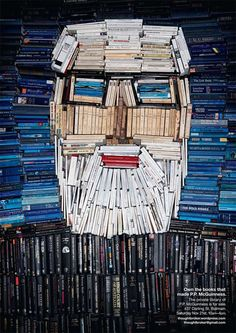 You are what you read  #books