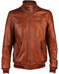 Band of Outsiders Harrington Leather Jacket « UpscaleHype ($500-5000) - Svpply