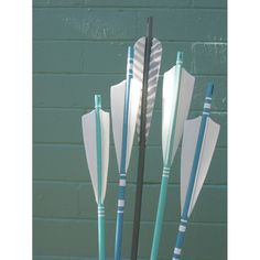 #SeaStyle Seaside Arrows Ocean Decor Sea Green and Ocean by FletcherandFox