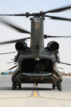 CH-47D Chinook