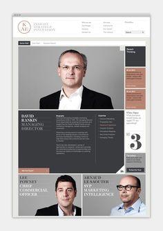 KAE — Strategic Marketing by Socio Design, via Behance