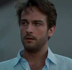 Tom Mison - this guy also makes me fall apart