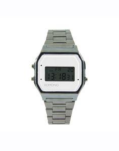 Reloj Silver Bond Metal