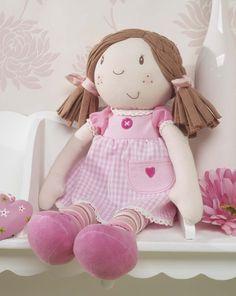 Daisie Mae Rag Doll.