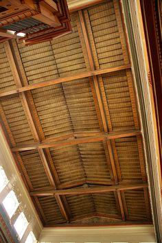 St Vincent St Church Ceiling - Alexander (Greek) Thomson