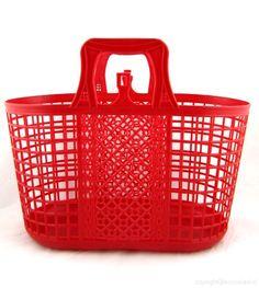 Red Alert recycle bag| Hoooked