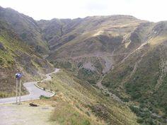 Sierra de los Comechingones, Merlo, San Luis. Argentina