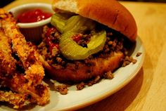 """Iowa: Maid-Rite. """"Iowa Girl Eats"""" ought to know Midwestern grub. Try her version of the iconic """"loose meat"""" sandwich."""