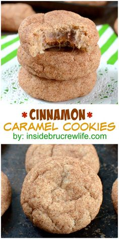 These easy cinnamon