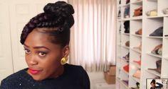 braided-hair-bun