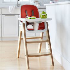 OXO Tot Sprout Chair - the high chair that grows with your child from 6 months to 5 years