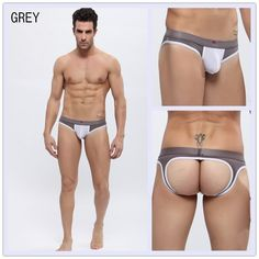 He's cute, but mainly love the jockstrap. Big turn on