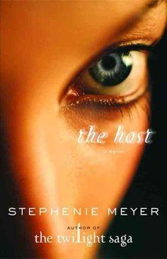 The Host by Stephenie Meyer #thrilling