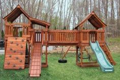 backyard fort, I so want this for Jacob