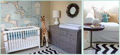 sweet baby boy's room
