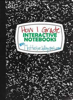 How to grade Interactive Notebooks