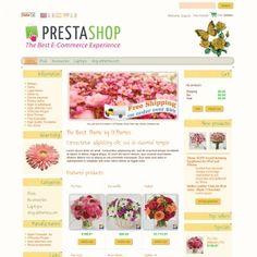 Example 01 for CELINE PrestaShop Theme Release 7.0