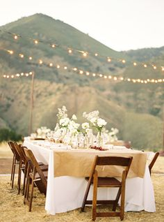 Table/Lights