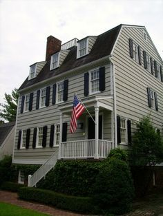 Top 10 Most Haunted Cities in the U.S. - Most Haunted Place: The Hampton Lillibridge House