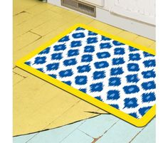 Patterned Floor rugs/mats  $35