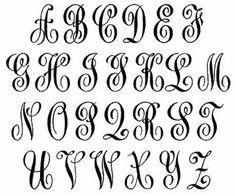 monogram letter s - Google Search