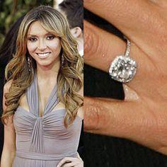 giuliana rancic's engagement ring #engagementring #giulianarancic #engagement #celebrityengagement #wedding
