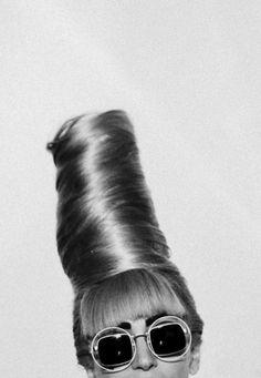 Lady Gaga's crazy tall top bun
