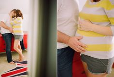 LOVE these maternity photos