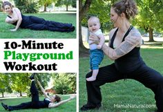 The 10-Minute Fat-Blasting Playground Workout (That You Can Do Anywhere)