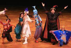 Aladdin (Broadway: Disneyland)