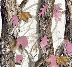 Southern Sisters Designs - White Forest Camo Fleece With Pink  Leaf Accents 48 x 60, $18.95 (http://www.southernsistersdesigns.com/copy-of-white-forest-camo-fleece-with-pink-accents-48-x-60/)