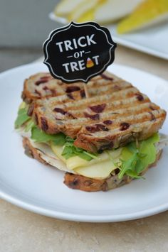 Brie, Pear, and Roasted Turkey Panini