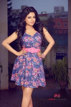 Actress Iswarya Menon Photo Shoot