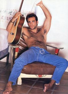Brian Bloom. Hairy Pits and Foot Fetish