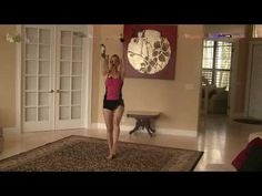 Circuit Training Workout for Core Strength & Balance