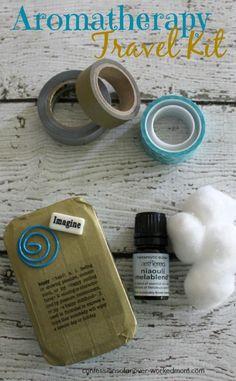 Aromatherapy Travel