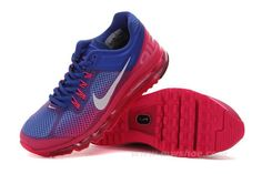 air max 2013 womens blue/red [Air-Max-13003] I have these Kick and I LOVE THEM.. Super comfortable..