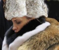 Nice furs.