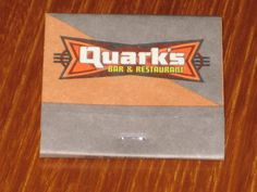 Quark's Lounge From Deep Space 9 Keepsake by melsumn1 on Etsy, $5.00
