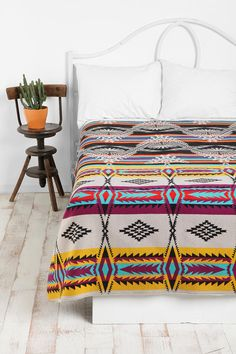 Loving the Native American designs and colors patterns lately!