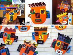 caretas de carnaval de cartulina: http://www.manualidadesinfantiles.org/caretas-de-carnaval-con-cartulinas/