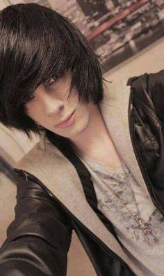 Jamie Pine  YouTuber and emo boy