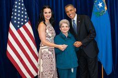 Katy Perry, Grammy and president Obama 2012