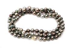 99 Colors Pearl Rope - another Kamoka Pearl 2014 creation!