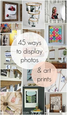 45 Ways to Display P