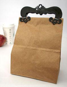 lunch bag handle