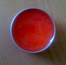 DIY solid perfume with essential oil frangrances of your choice